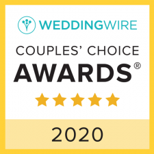 Wedding Wire Couple's Choice Awards 2020 - 5 STARS